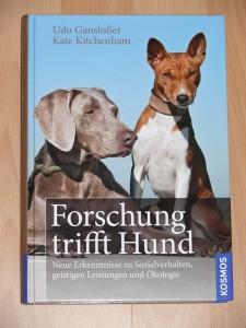 Ganslou00DFer Forschung trifft Hund