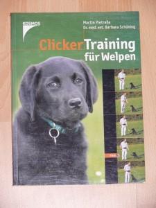 Pietralla Clicker Training fu00FCr Welpen